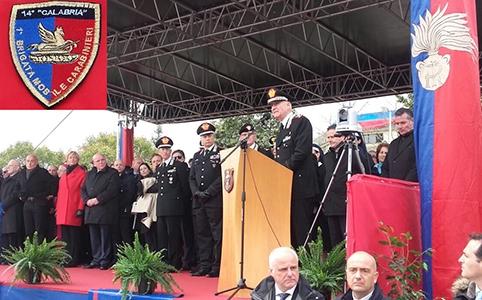 """Photo of Nato oggi il 14°  Battaglione Carabinieri """"Calabria"""", con sede a Vibo Valentia"""