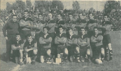 Photo of Racconti di sport- L'Aquila Rugby, 1967