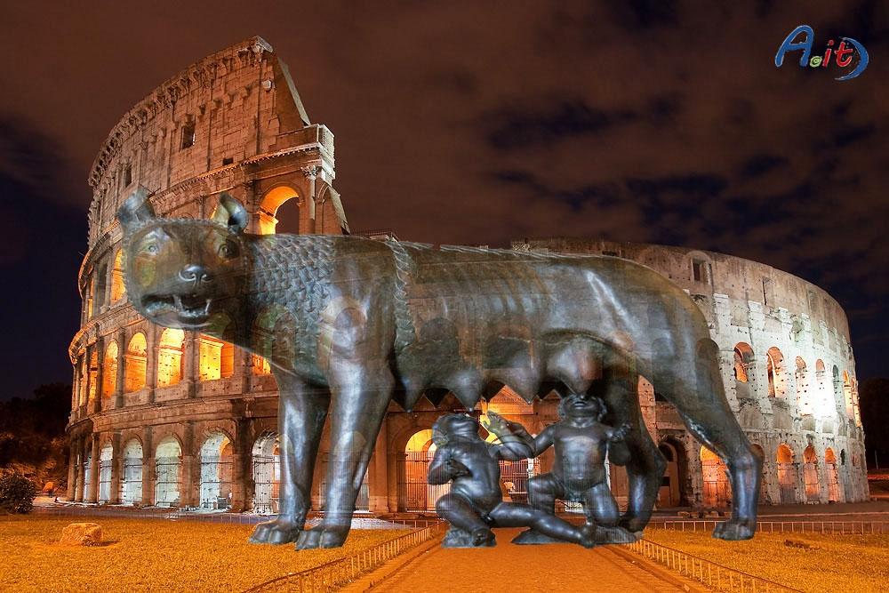 Photo of Auguri Roma mia – sonetto romano
