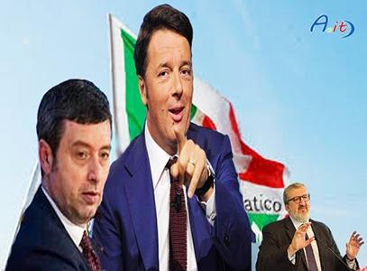 Photo of E l'araba fenice risorge. Vittima del suo referendum costituzionale, Renzi stravince nei circoli Pd