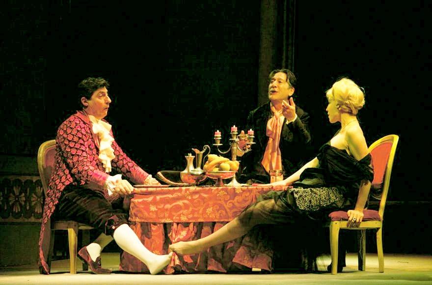 Photo of Teatro Quirino – Il Borghese di Molière con Emilio Solfrezzi