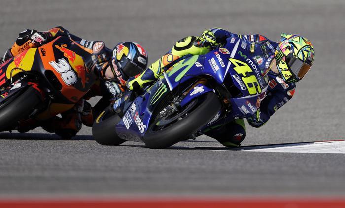 Photo of Motogp Americhe 2017 – Vince Marquez, davanti a Rossi e Pedrosa. Ma Rossi conduce il mondiale