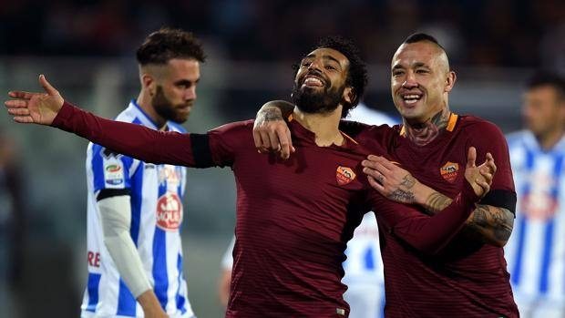 Photo of Serie A, 33a giornata –  Quattro squilli Roma, Pescara aritmeticamente in B