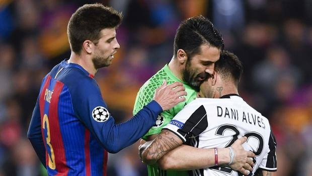 Photo of Juve avanti grazie ai nonni Buffon ed Alves