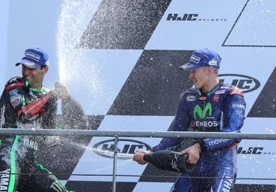 Photo of Motogp Francia 2017: Vince Vinales su Yamaha. Sul podio Zarco e Pedrosa. Arrivi e classifica aggiornata