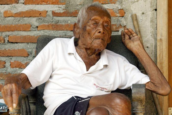 """Photo of É morto a 146 anni """"nonno Ghoto"""", l'uomo più vecchio del mondo"""