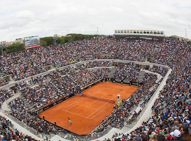 Photo of Tennis – Gli  Internazionali d'Italia, un regalo di Roma al mondo