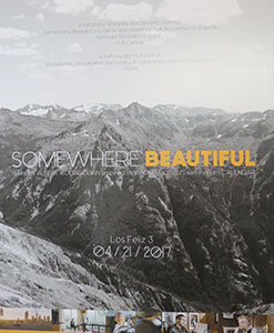 cinema Somewhere Beautiful poster