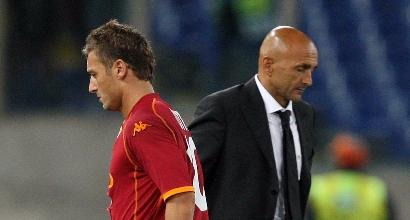 Photo of Lo strano caso di Totti. Grazie Spalletti, ora può andare