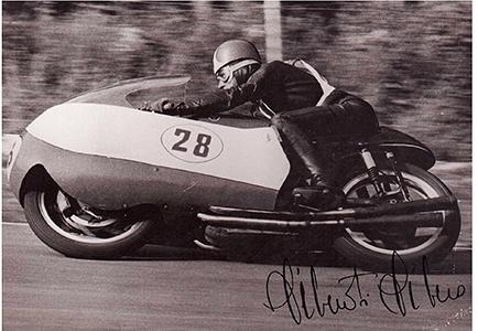 Photo of Racconti di sport- Motociclismo – Il Cavaliere d'acciaio