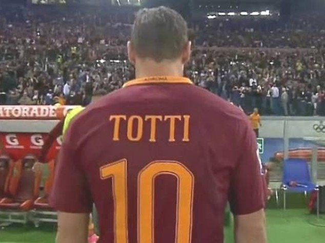Photo of Serie A. Totti-Day