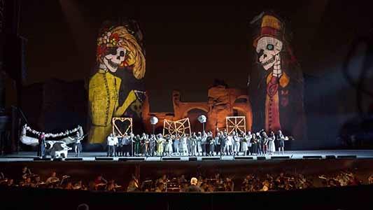Photo of Teatro dell'Opera –  Apertura della stagione di Caracalla  2017