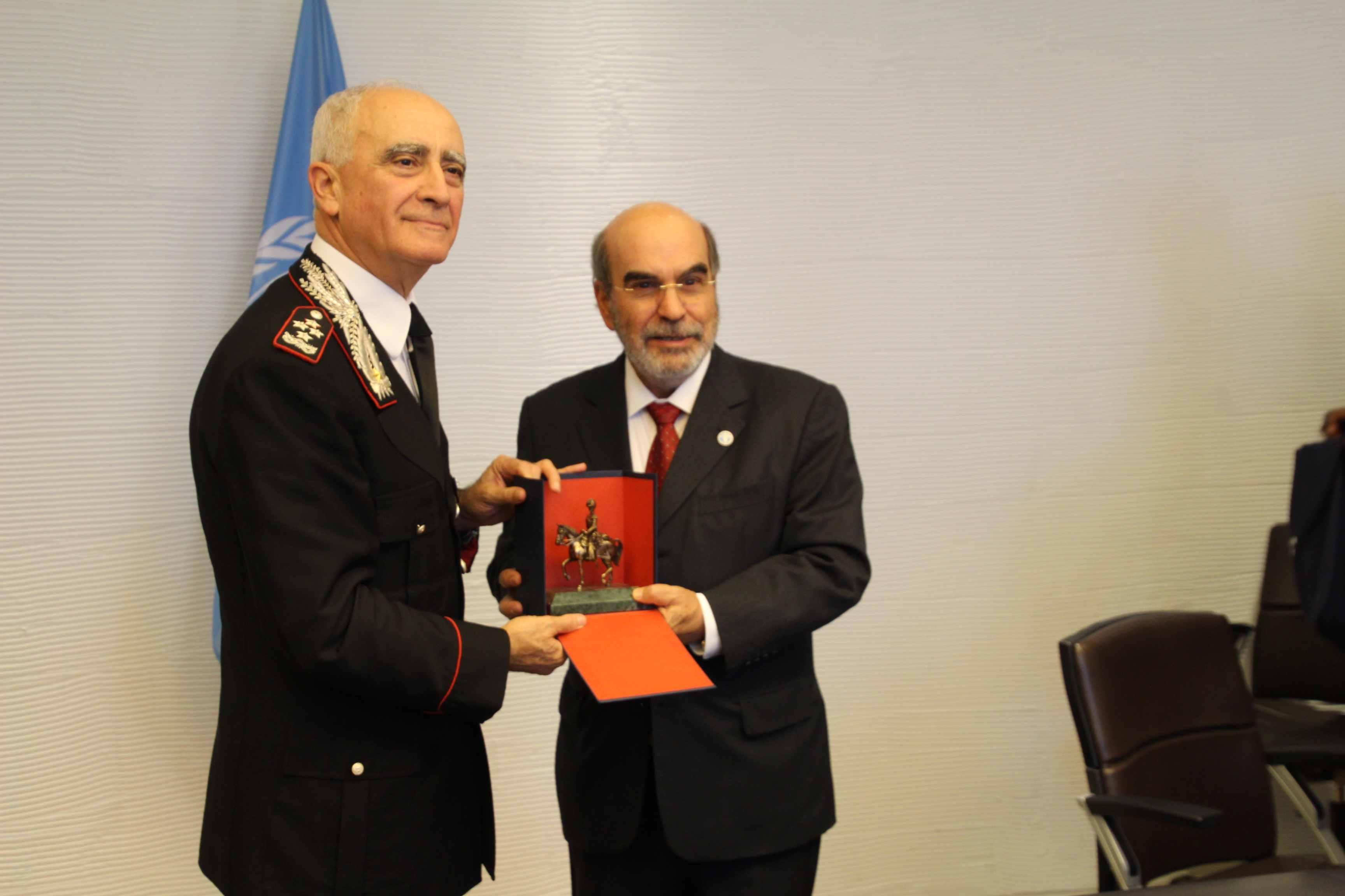 Photo of FAO e Arma dei Carabinieri: accordo di collaborazione per la tutela dell'ambiente, delle foreste e della biodiversità – AMPIA GALLERIA FOTOGRAFICA