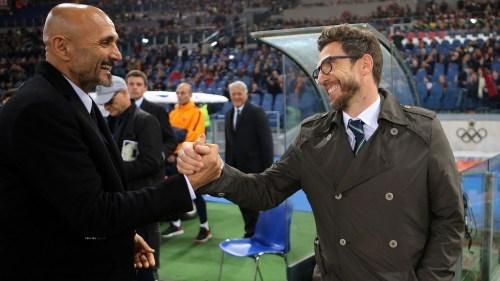 Photo of Calcio. Spalletti e Di Francesco si presentano