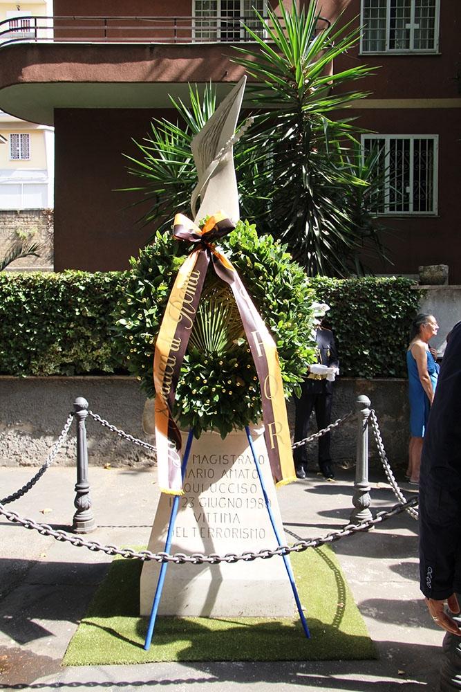 Photo of Ricordato a Montesacro il Pubblico Ministero Mario Amato, ucciso dai terroristi di destra