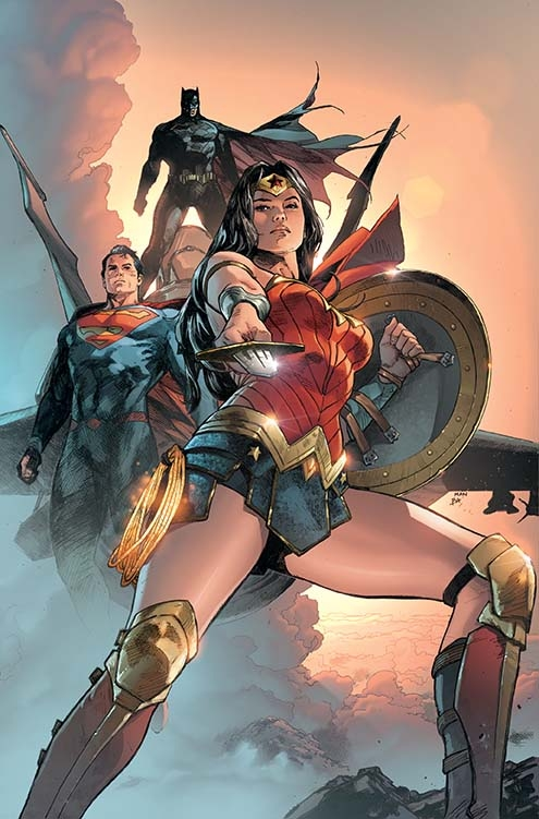 Photo of Fumetti. Wonder Woman ad Etna Comics