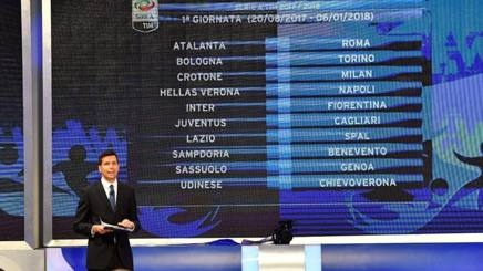 Photo of Serie A TIM  – Calendario 2017-2018