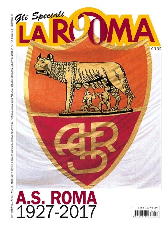 Photo of I 90 anni della Roma in 50 foto