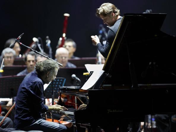 """Photo of Accademia Nazionale di Santa Cecilia – """"Luglio suona bene"""" con Bollani e Järvi"""