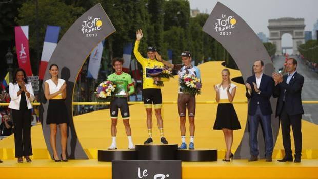Photo of Ciclismo, Tour de France: Froome, il senza emozione.