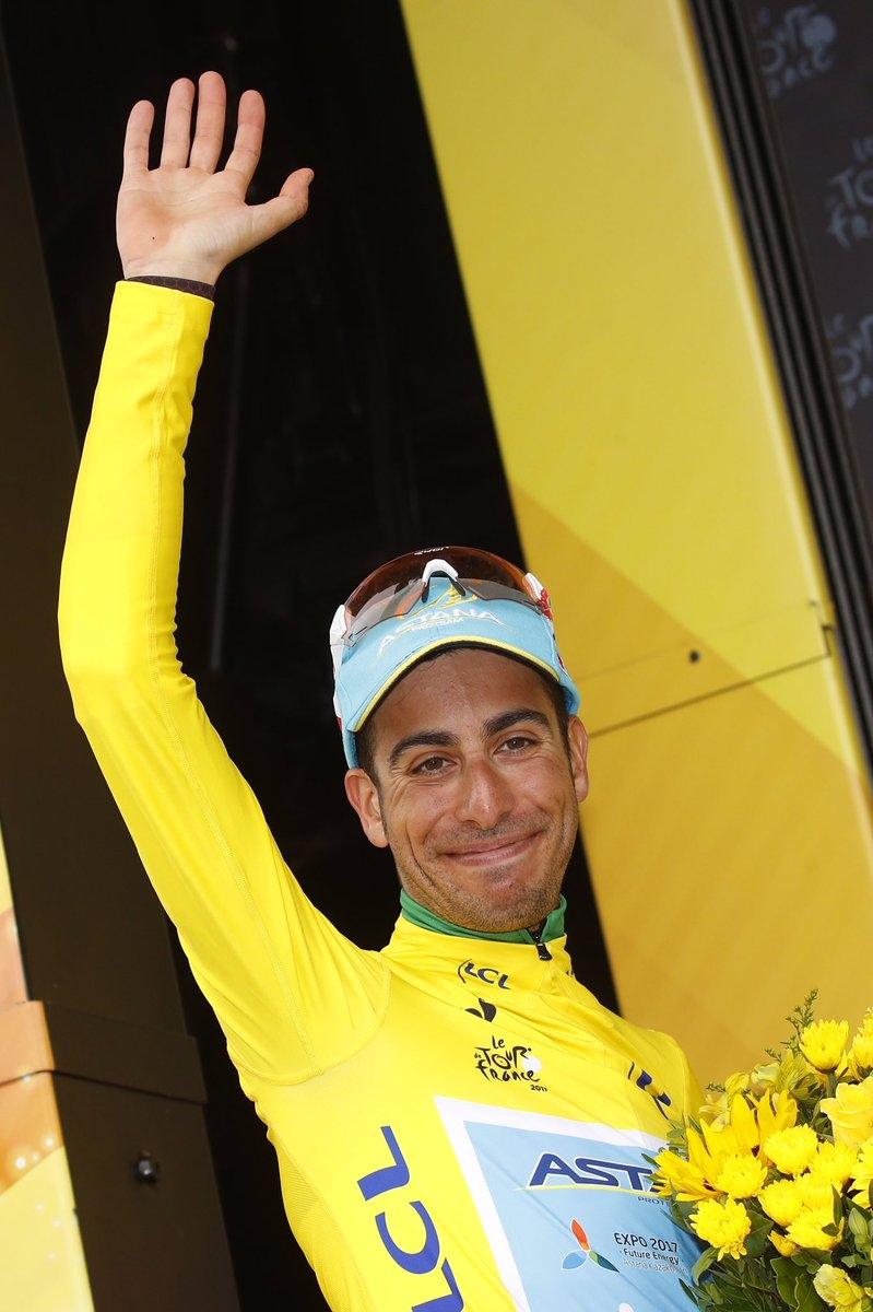 Photo of Ciclismo,Tour de France: GIALLO ARU!