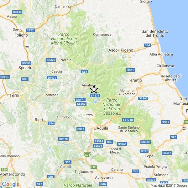 Photo of Campotosto (AQ) – Terremoto  di magnitudo 4,2 alle  04,13. Al momento, non risultano danni a persone o cose