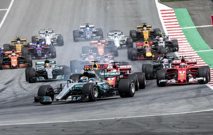 Photo of F1 Gp Austria 2017: Vince Bottas su Mercedes ma Vettel, Ferrari, secondo, mantiene la leadership. Raikkonen quinto