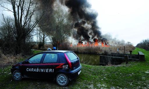 Photo of Incendi. Arrestato un romeno diciottenne