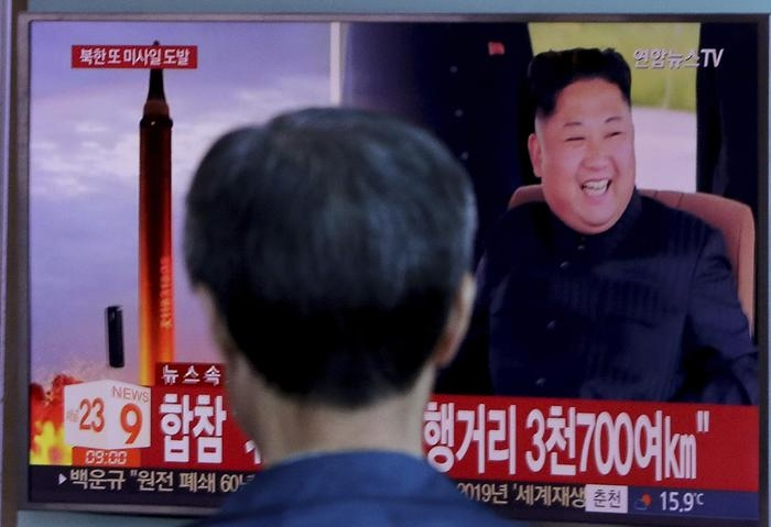 """Photo of News – Il """"birbaccione"""" Kim Jong-un lancia nuovo missile intercontinentale che  sorvola il Giappone"""