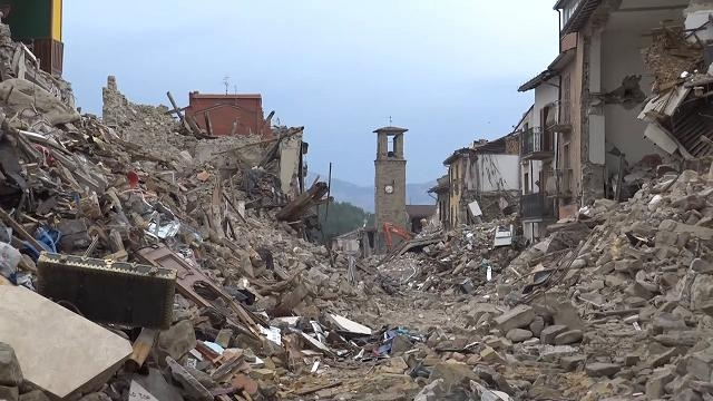 Photo of Amatrice – Sonetto Romano