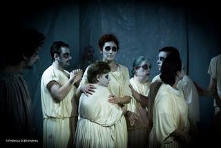 Photo of Teatro Quirino –  Medea con il Teatro Patologico di Dario D'Ambrosi