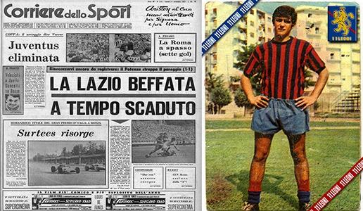 "Photo of Racconti di sport: ""Cianfrone, chi era costui?"""