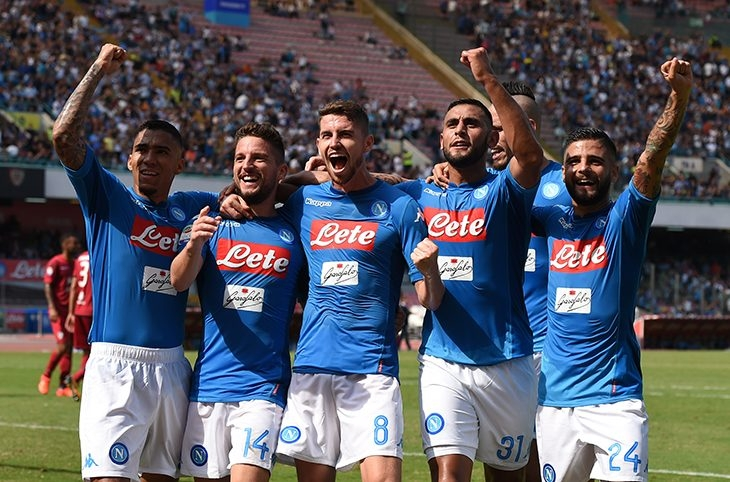 Photo of Serie A. 7a giornata, canta Napoli –  CLASSIFICA