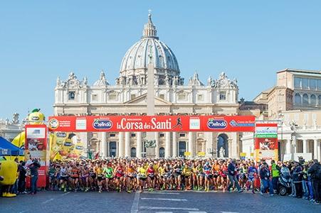 """Photo of La """"Corsa dei Santi"""" festeggia il  decimo anniversario"""