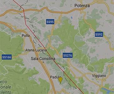 Photo of Terremoto magnitudo 3.8 nel Salernitano. Non si segnalano vittime o danni