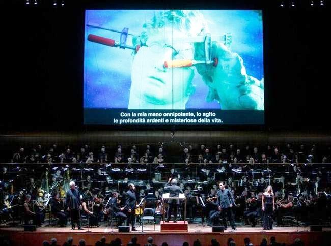 """Photo of Accademia Nazionale di Santa Cecilia – """"Re Roger"""" di Szymanowski ha inaugurato la stagione sinfonica"""