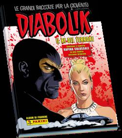 Photo of Fumetti: Diabolik in figurina