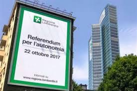 """Photo of Stravince il """"SI"""" nel referendum per l'autonomia in Veneto e Lombardia"""