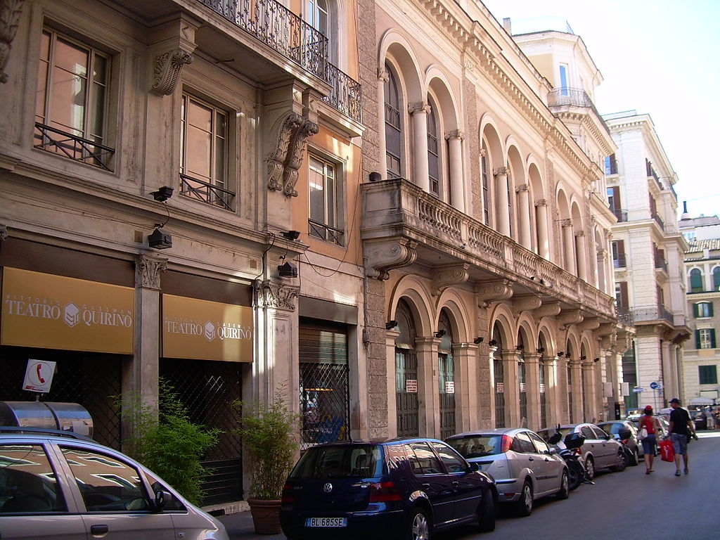 Photo of Teatro Quirino –  Otto concerti aperitivo la domenica