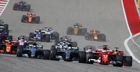 Photo of GPF1 Usa: Vince ancora Hamilton. Secondo e terzo Vettel e Rikkonen