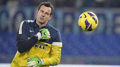 calcio inter handanovic napoli