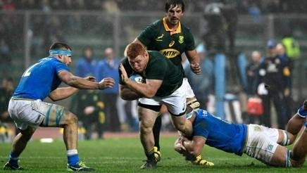 Photo of Rugby – Italia-Sudafrica: 6-36