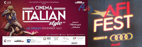 Photo of Il  cinema Italiano all'AFI FEST e  Cinema Italian Style