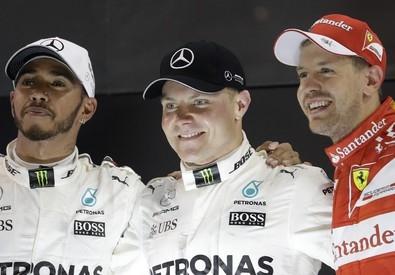 Photo of GPF1 Abu Dhabi: Concluso mondiale 2017 con doppietta Mercedes. Vince Bottas, poi Hamilton. Terzo Vettel. Raikkonen quarto