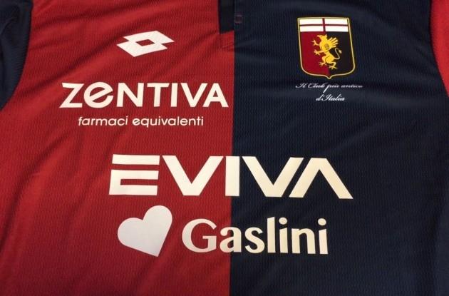 Photo of Calcio e beneficienza. Il Genoa ed Eviva insieme per aiutare l'ospedale Gaslini