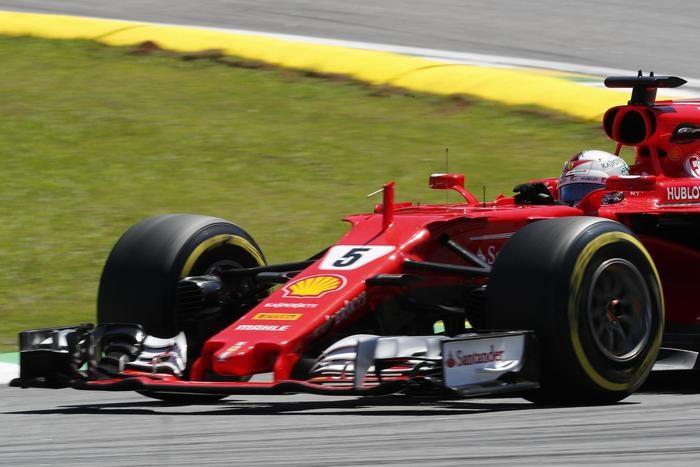 Photo of GPF1 Brasile: Sul podio  Vettel, Bottas e Raikkonen