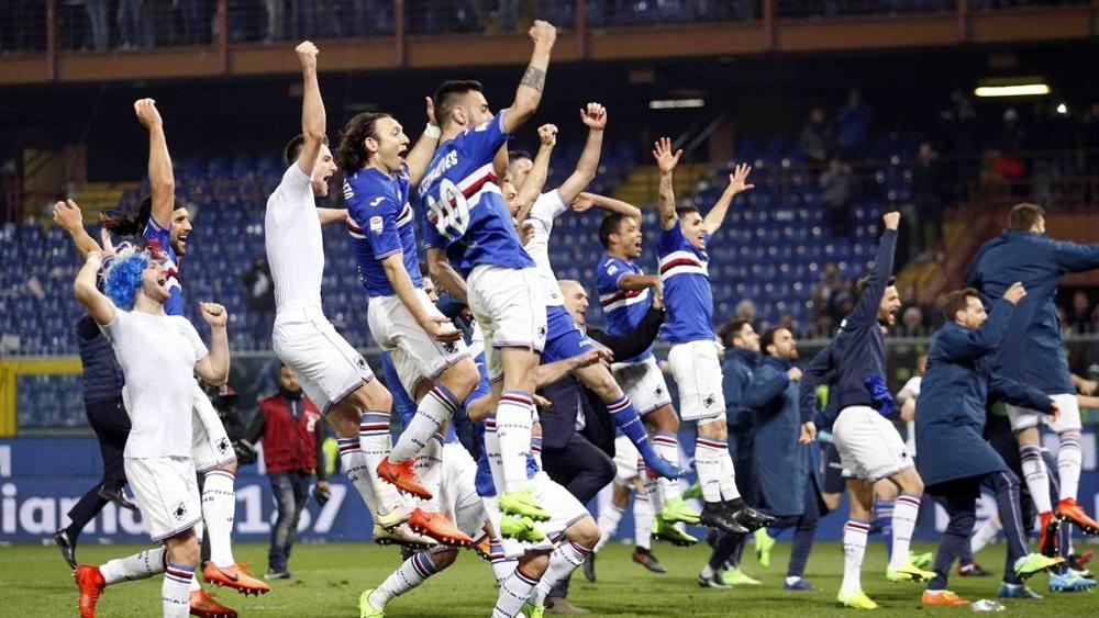 Photo of Serie A. 12a giornata. Samp d'oro