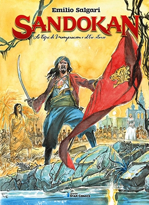 Photo of Fumetti. Il ritorno di Sandokan