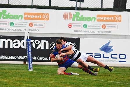 Photo of Rugby Eccellenza. 6a Giornata. Vittorie per Calvisano, Rovigo e Padova.