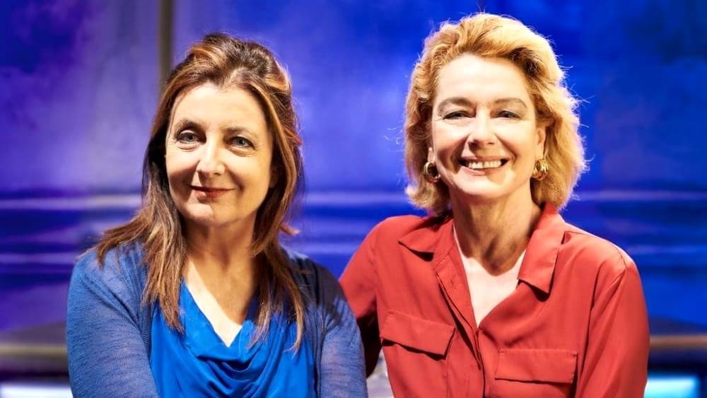 Photo of Teatro Quirino – 'Mariti e Mogli' dal film di Woody Allen con Monica Guerritore e Francesca Reggiani